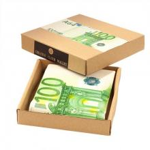 Portefeuille billets en euro