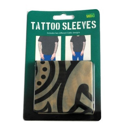 Tatouages manches