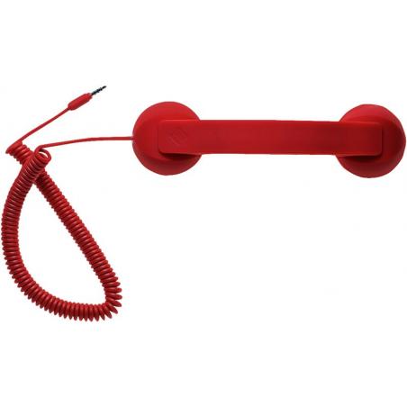 Combiné téléphone rétro pour mobile et tablette