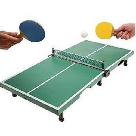 Mini table de ping pong + accessoires 60 x 30 cm