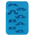 Glaçons moustaches 8 modèles differents