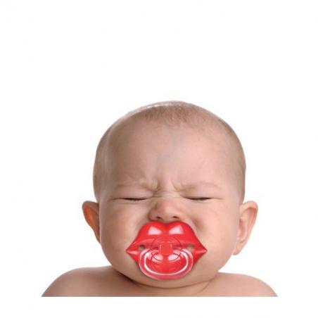 Tétine lèvres