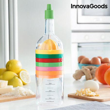 Bouteille avec Ustensiles de Cuisine 8 en 1 InnovaGoods (8 Pièces)