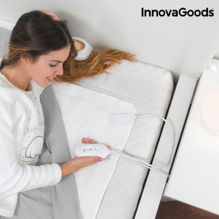 Chauffe-Lits Électrique InnovaGoods 150 x 80 cm
