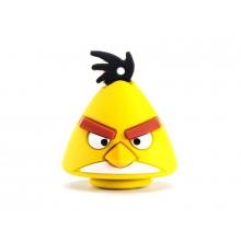 Clé usb 4GO angry birds jaune