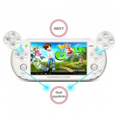 Console de jeu tablette android 4.0