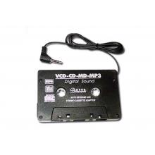 Adaptateur autoradio cassette pour MP3 et CD