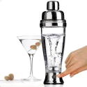 Shaker à cocktails avec mélangeur électrique