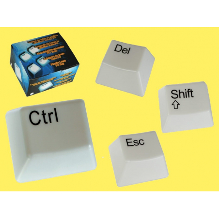Lampe touche de clavier