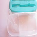 Lunch box boite avec deux couverts