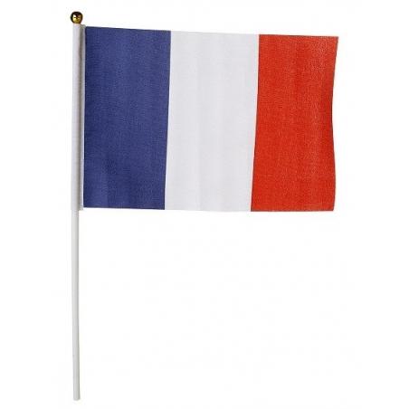 Drapeau français bleu blanc rouge