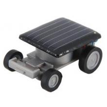 Mini voiture solaire
