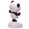 Panda solaire qui danse