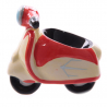 Coquetiers scooter (lot de 2)
