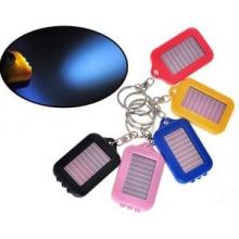 Lampe porte clefs solaire