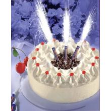 Fontaines artifices pour gâteaux (lot de 4)