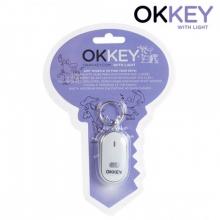 Trouve clés avec lampe