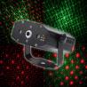 Laser multipoint avec motifs vert et rouge