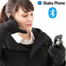 Gants tactiles avec fonction téléphone en Bluetooth
