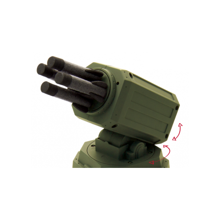 Lance-missiles USB