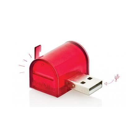 Avertisseur E-mail USB pour ordinateur portable