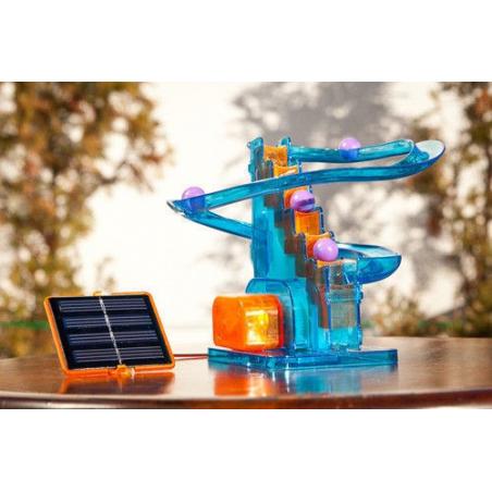 Jouet solaire Roller Coaster
