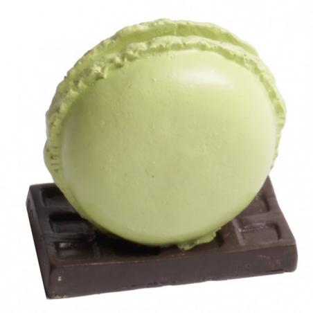 Macarons porte-nom marque-place (lot de 12)
