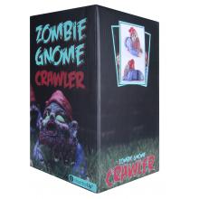 Nain de jardin zombi rampant