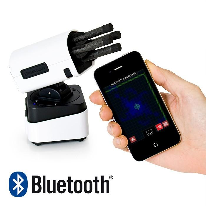 Lance-missiles portable pour iphone et ipad