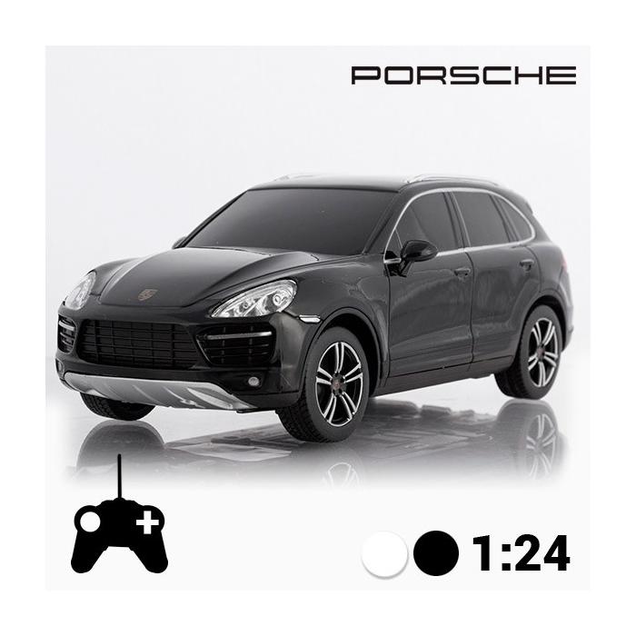 Porsche Cayenne Turbo téléguidée