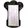 Mémo liste de courses aimanté, 52 Feuilles détachables