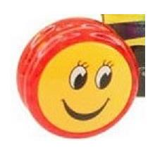 Yoyo lumineux avec smiley