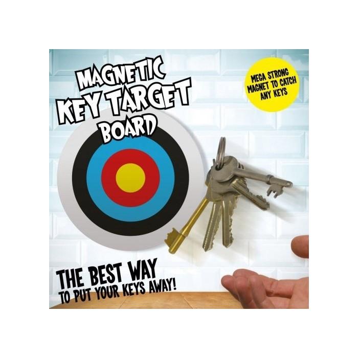 Cible range-clés magnétique