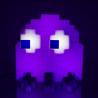 Lampe Pacman fantôme USB