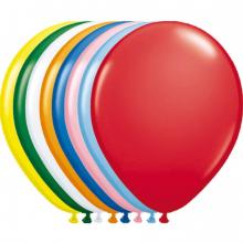 Lot de 100 ballons multicolores