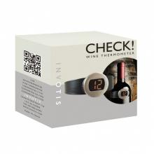 Thermomètre digital pour bouteille de vin