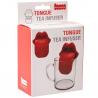 Langue infuseur à thé