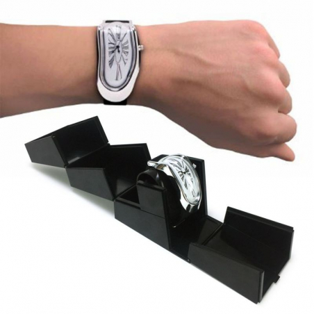 Montre Dali, la montre molle