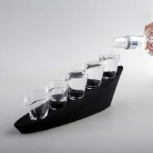 Domino Shots Deluxe, les verres shooter domino lumineux
