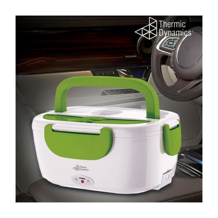 Boîte à déjeuner chauffante électrique pour voiture