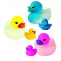 Canard magique de bain qui change de couleur (lot de 2)