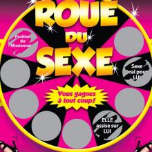Ticket à gratter roue du sexe