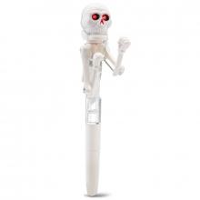 Stylo boxeur squelette