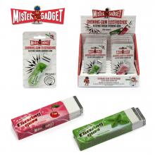 Chewing gum électrique