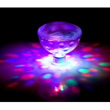 Diamant lumineux pour le bain