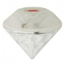 Diamant lumineux pour le bain, spectacle de lumière aquatique