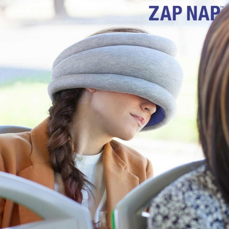 Oreiller multiposition ajustable Zap Nap Ufo Band