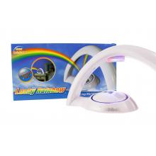 Projecteur arc en ciel