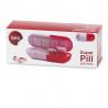 Pilulier, la boite à médicaments pilule géante