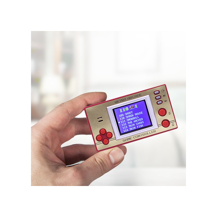 Retro pocket arcade games